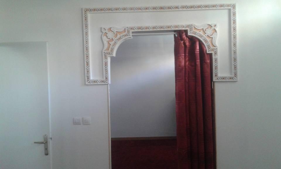 entrée salle de priere femme par la mosquée