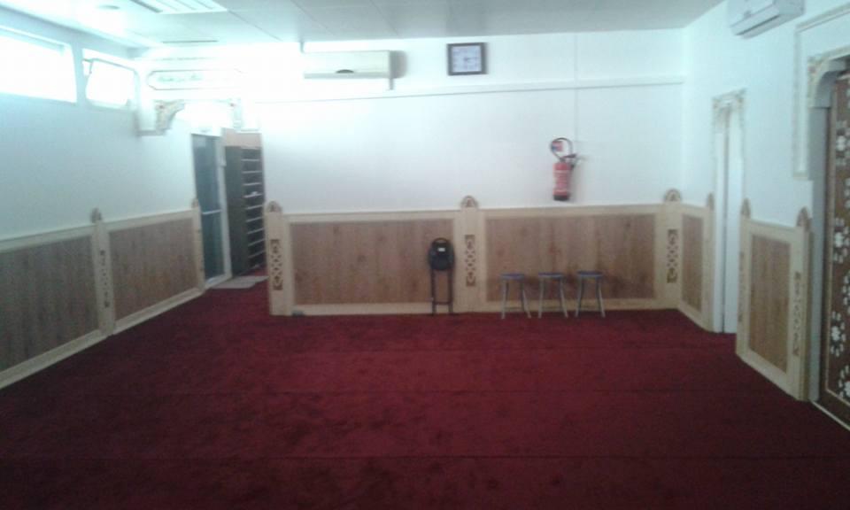 salle priere homme